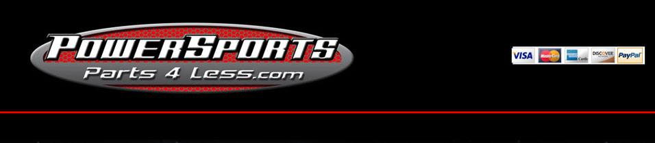 Powersports Parts 4 Less logo